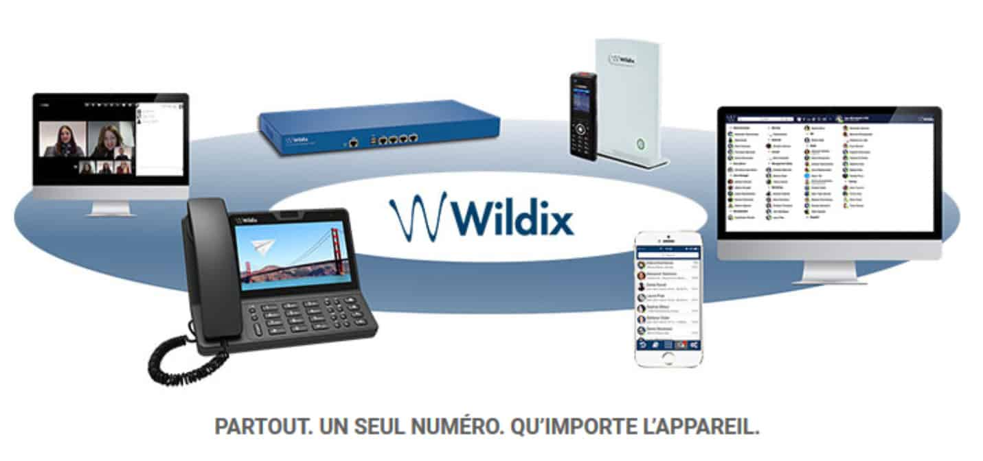 wildix telephonie